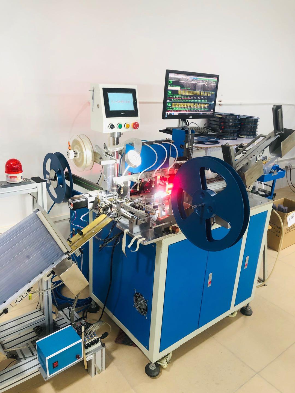 网络变压器的环境特性测试分5个项目