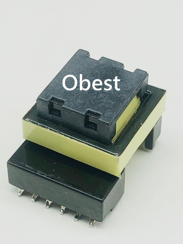 网络变压器中心抽头的电容有什么作用呢?
